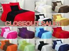 Velvet Embossed Bedspread Soft Quilt 4-Piece Multi-Tone Bed Set CLOSEOUT SALE!! image