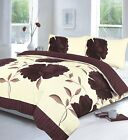 Polycotton ROSALEEN Printed Beautifully Designed Duvet Cover Set