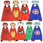 Kyпить Superhero Capes and Masks for Kids Teen Adult Boys Girls Costume Party Favors на еВаy.соm