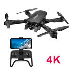 RC Drone x pro 5G Selfie WIFI FPV With 4K+1920P HD Camera Foldable RC Quadcopter