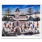 """Jane Wooster Scott """"Nutcracker Fantasy"""" Limited Edition Lithograph on Paper"""