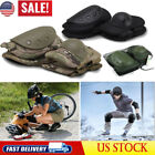 4pcs Airsoft Tactical Knee & Elbow Pads Set Gear Hunting Shooting Protective Pad image