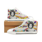 Celia Cruz Custom Sneakers