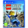 LEGO City Undercover Video Game For Sony PS4 Games Console Brand New Sealed UK