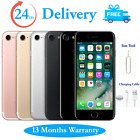 Apple iPhone 7 32GB 128GB 256GB Unlocked Refurbished Smartphone All Colours