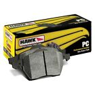 For Volkswagen Jetta 96-04 Hawk HB272Z.763 Performance Ceramic Front Brake Pads on eBay