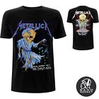 Metallica Unisex T-Shirt Doris (Back Print)