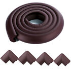 Thick 2M Baby Proofing Edge Guard Foam Protector Bumpers + 4 Corners Cushion
