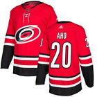 NEW - Hockey Jersey, CAROLINA HURRICANES, #20, Sebastian Aho, Mens Sizes $99.00 USD on eBay