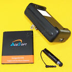 AceSoft 3570mAh Battery or Charger for Samsung Galaxy Express Prime SM-J320A USA