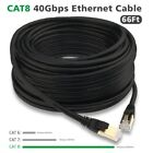 CAT 7/8 Ethernet Cable 40Gbps 2000Mhz High Speed Gigabit S/FTP Lan Network lot