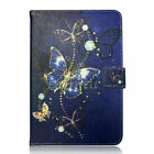 Butterfly Pattern Stand Leather Cover Case For Samsung Lenovo LG  10* 10.1* Inch