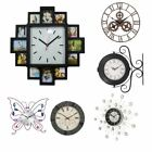 Home Indoor Wall Clock Decorative Vintage Classic House Modern Style Large Face