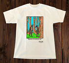 Vtg 1988 The Far Side Funny T Shirt Rare Top Limited Edition Good Quality. image