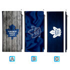 Toronto Maple Leafs Leather Women Wallet Clutch Purse Thin Bifold Handbag $12.99 USD on eBay