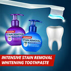 Intensive Stain Removal Whitening Toothpaste Fight Bleeding Gums Toothpaste UK