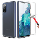For LG Stylo 5 Plus/5/5v Case Clear Shockproof Slim Cover With Screen Protector