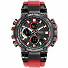 SMAEL Military Men's Watch Sports Shock Waterproof Tactical Wristwatch Calendar image