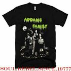 THE ADDAMS FAMILY HORROR MOVIE T SHIRT MEN'S SIZES  image