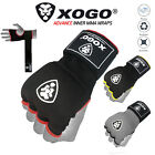 Kyпить XOGO® Gel Padded Inner Gloves with Hand Wraps MMA Muay Thai Boxing Fight PAIR на еВаy.соm
