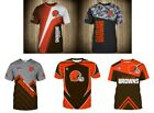 Cleveland Browns NFL Football T-Shirt Athletic Team