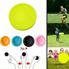 Soft Silicone Mini Rotated Flying Disc Toy Pocket Flexible Saucer Fly Spin Game