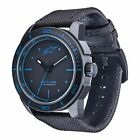 Alpinestars Tech Watch 3H Black Blue With Black Strap New RRP £130.00!!