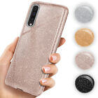 Stylish Glitter Cover for Samsung Galaxy A50 Silicone Skin Case Thin Premium