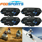 Motorcycle Intercom Bluetooth Helmet Headset Motorbike Interphone M1-S Pro 2000M