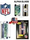 Otterbox NFL Team Logo ALPHA GLASS Screen Protector for iPhones 8 7 6 6s Plus $19.95 USD on eBay