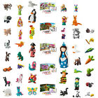 Kids Clay Modelling Set Fimo Animals Prncess Pirate Unicorn Dino Arts & Crafts image