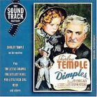 Shirley Temple in Dimples by Shirley Temple CD 2000 Soundtrack Factory Free Ship