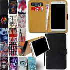 Leather Smart Stand Wallet Cover Case For Various UMi Smartphones