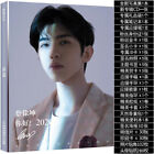 2020 Cai Xukun's album photo Idol with signature posters, postcards