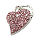 Lovely Jewelry Heart model USB20 8GB 128GB flash drive memory stick pendrive