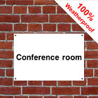 Conference room sign CONS052