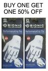 2 Pack Performance Grip Pro Bionic Golf Glove Mens Left Hand Glove
