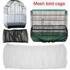 Kyпить Pet Bird Cage Seed Catcher Tidy Guard Cover Shell Skirt Net Basket на еВаy.соm