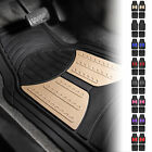 2 Tone Design All Weather Floor Mats w/ Free Air Freshener 8 Color Options $29.54 USD on eBay