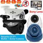 Dome / Bullet CCTV CAMERA Security Full HD 2.4MP OutDoor 1080P AHD Night Vision