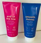 AVON SMOOTH MOVES ANTI CELLULITE, END OF THE LINE STRETCH MARK CHOOSE  image