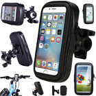 New 360° Bicycle Bike Waterproof Case Mount Holder Cover For Mobile Phones