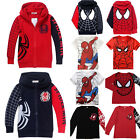 Kids Baby Boys Hoodies Sweatshirt Coat Summer T Shirt Tops Carnival Party Outfit