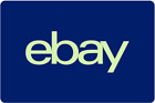eBay Gift Card $10 to $200 -  Email Delivery