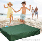 Waterproof Dustproof Protection Sandbox Cover with Drawstring Sandpit Pool Cover