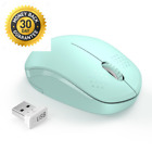 Wireless Silent Buttons Mouse Bluetooth Mute Mice  2.4G  Computer laptop -017