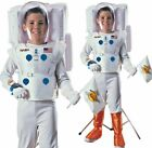 ASTRONAUT COSTUME SPACE NASA BOOK WEEK CAREER NEIL ARMSTRONG BUZZ CHILD BOY M/L