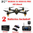 Hubsan H501S S FPV Drone Quadcopter 1080P Brushless GPS Follow Me US,PRO Edition