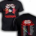 King Diamond Nort America Tour 2019 T shirt S to 2XL GILDAN image