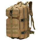 35L Military Tactical Backpack 3 Day Assault Pack Army Molle Bag Rucksack